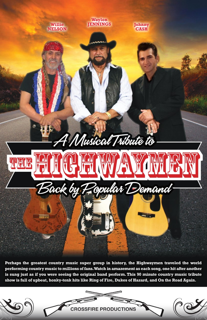 The Highwaymen - Back by Popular Demand